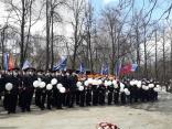 Митинг посвящённый памяти ликвидации аварии на Чернобыльской АЭС