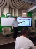 Презентация ГАПОУ СО «Уральского техникума «Рифей»  о работе  приёмной компании - 2021 в Центре Опережающей Профессиональной Подготовки.