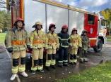 Областные соревнования «Школа безопасности» и полевой лагерь «Юный̆ спасатель»