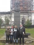 Выезд команды техникума «Бажовские мастера» в город Сысерть