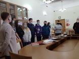 Экскурсия в Свердловскую областную универсальную научную библиотеку им. В.Г. Белинского