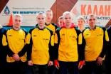 Команда Кадетского корпуса «Спасатель» - призер соревнований по пожарно-спасательному спорту!