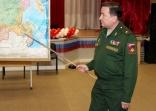 Генерал Батмазов в гостях у курсантов техникума «Рифей»