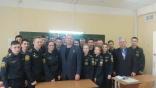 Урок мужества с С.А. Евлановым