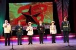 Патриотический концерт в честь Дня защитника Отечества в СГОДНТ