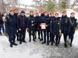 Победа курсантов техникума «Рифей» в районной «Зарнице»!