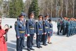 Присяга молодых сотрудников силовых и надзорных структур Свердловской области